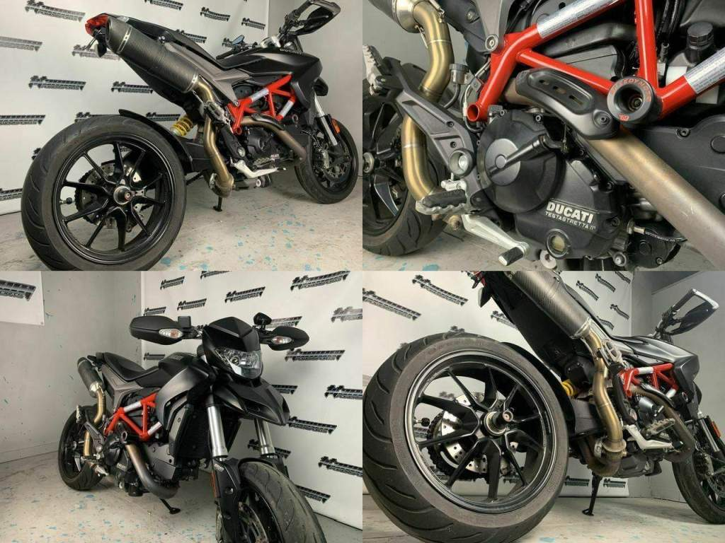 2013 Ducati Hypermotard 821 BLK used for sale