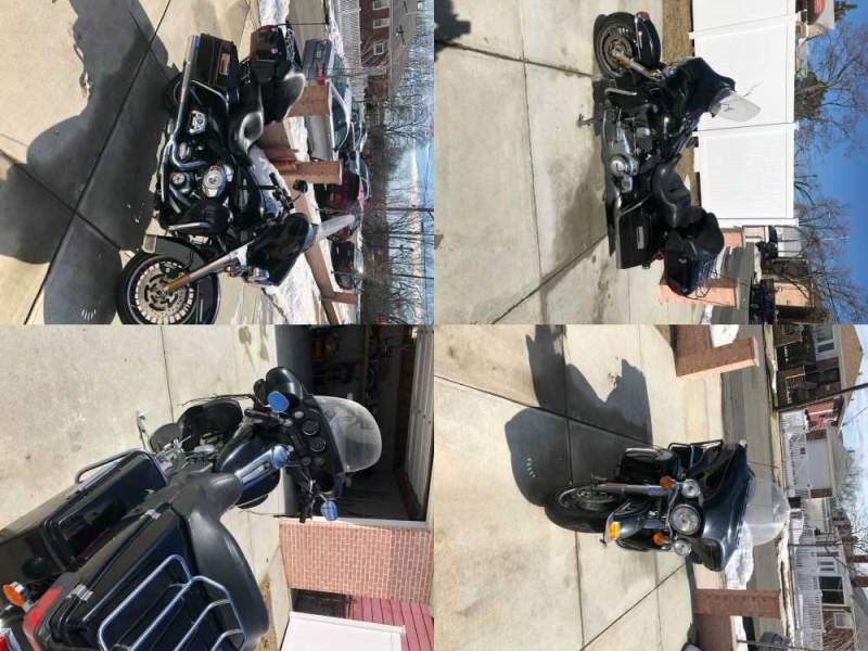 2013 Harley-Davidson Touring Black used for sale craigslist