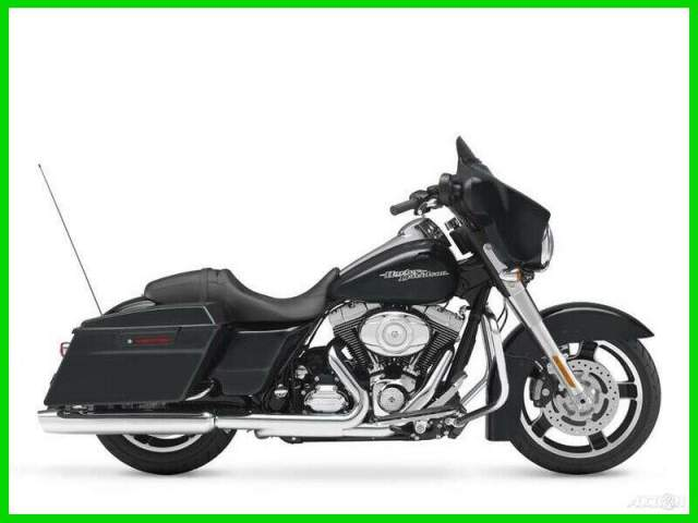 2013 Harley-Davidson Touring Street Glide Midnight Pearl used for sale craigslist