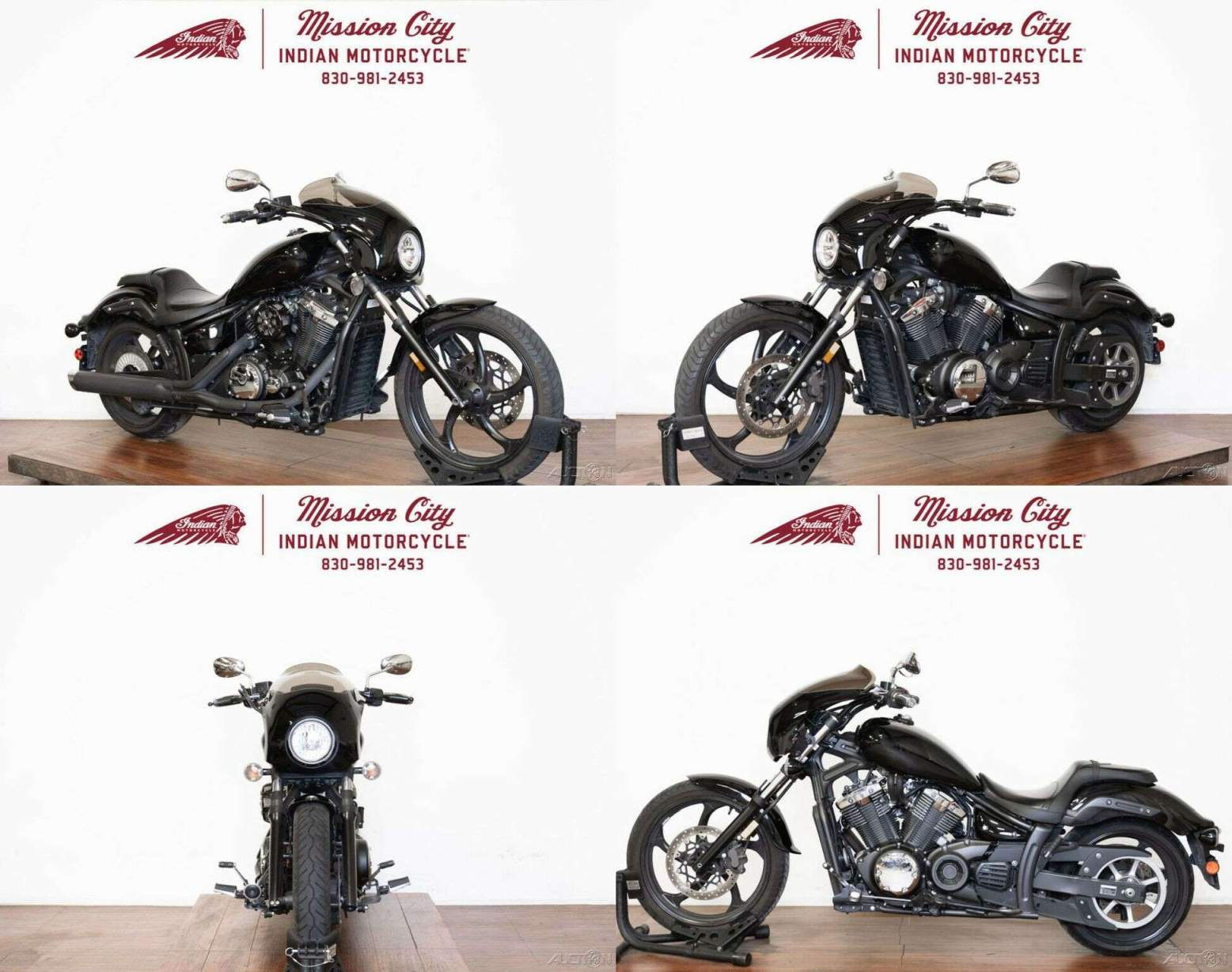 2013 Yamaha Stryker Raven used for sale near me
