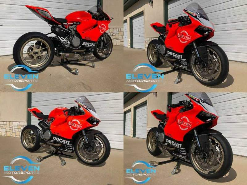 2014 Ducati Superbike Red used for sale