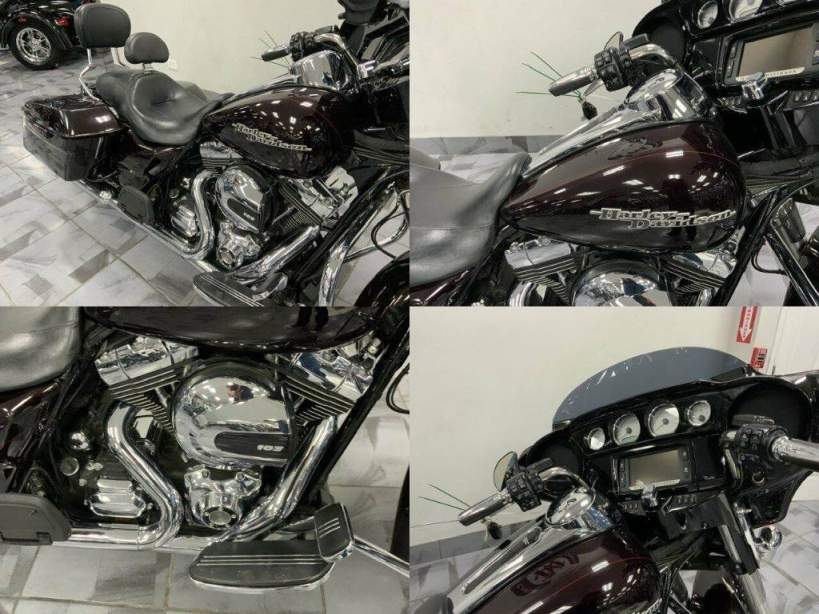 2014 Harley-Davidson FLHXS STREET GLIDE SPECIAL Red used for sale