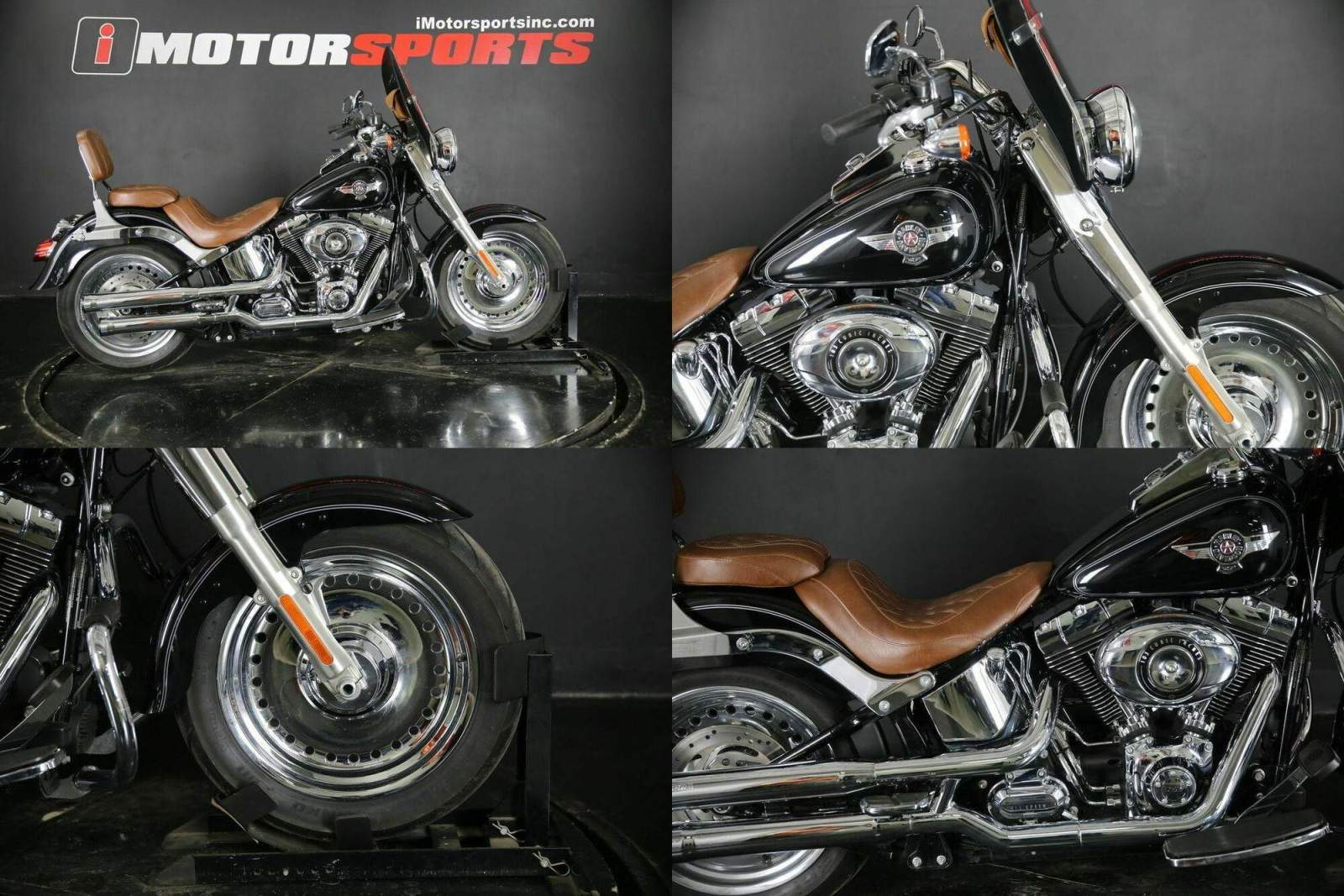 2014 Harley Davidson FLSTF   Softail Fat Boy   for sale craigslist