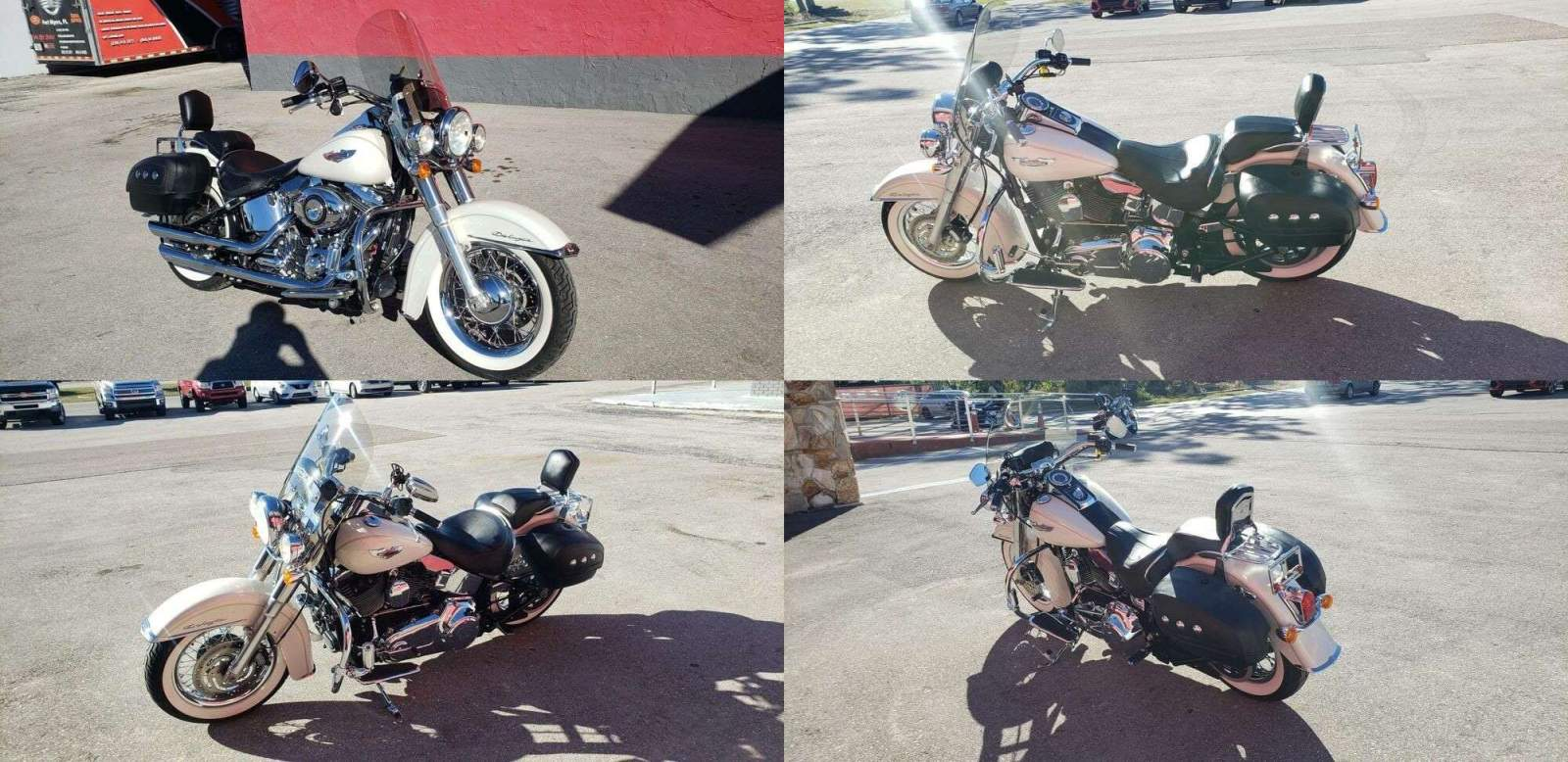 2014 Harley-Davidson Softail® Deluxe Gold used for sale near me