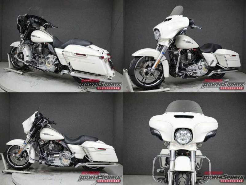 2014 Harley-Davidson Touring MOROCCO GOLD PEARL used for sale near me
