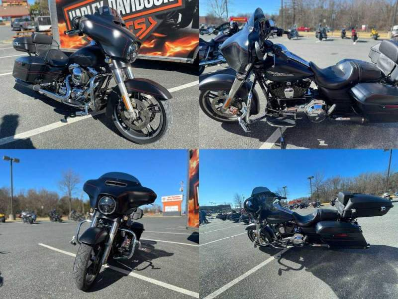 2014 Harley-Davidson Touring Special Black Denim used for sale near me