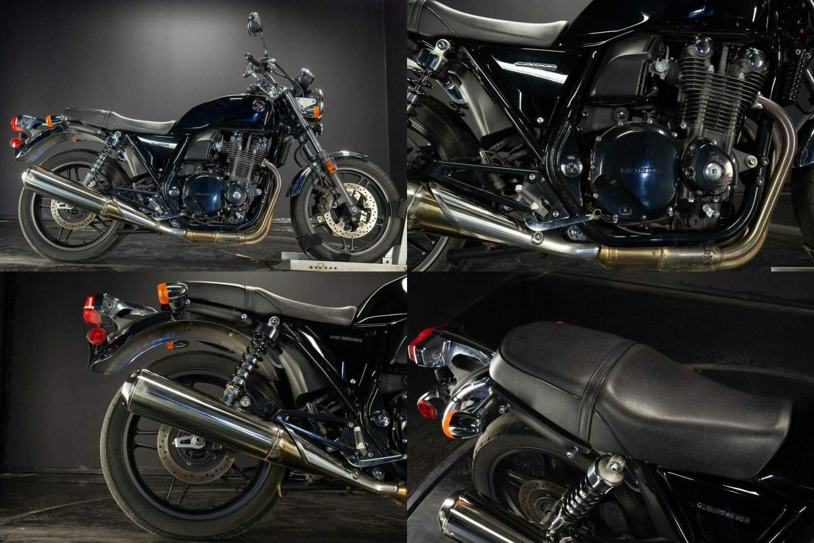 2014 Honda CB BLK used for sale