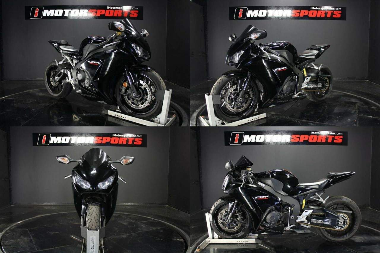 2014 Honda CBR BLK used for sale