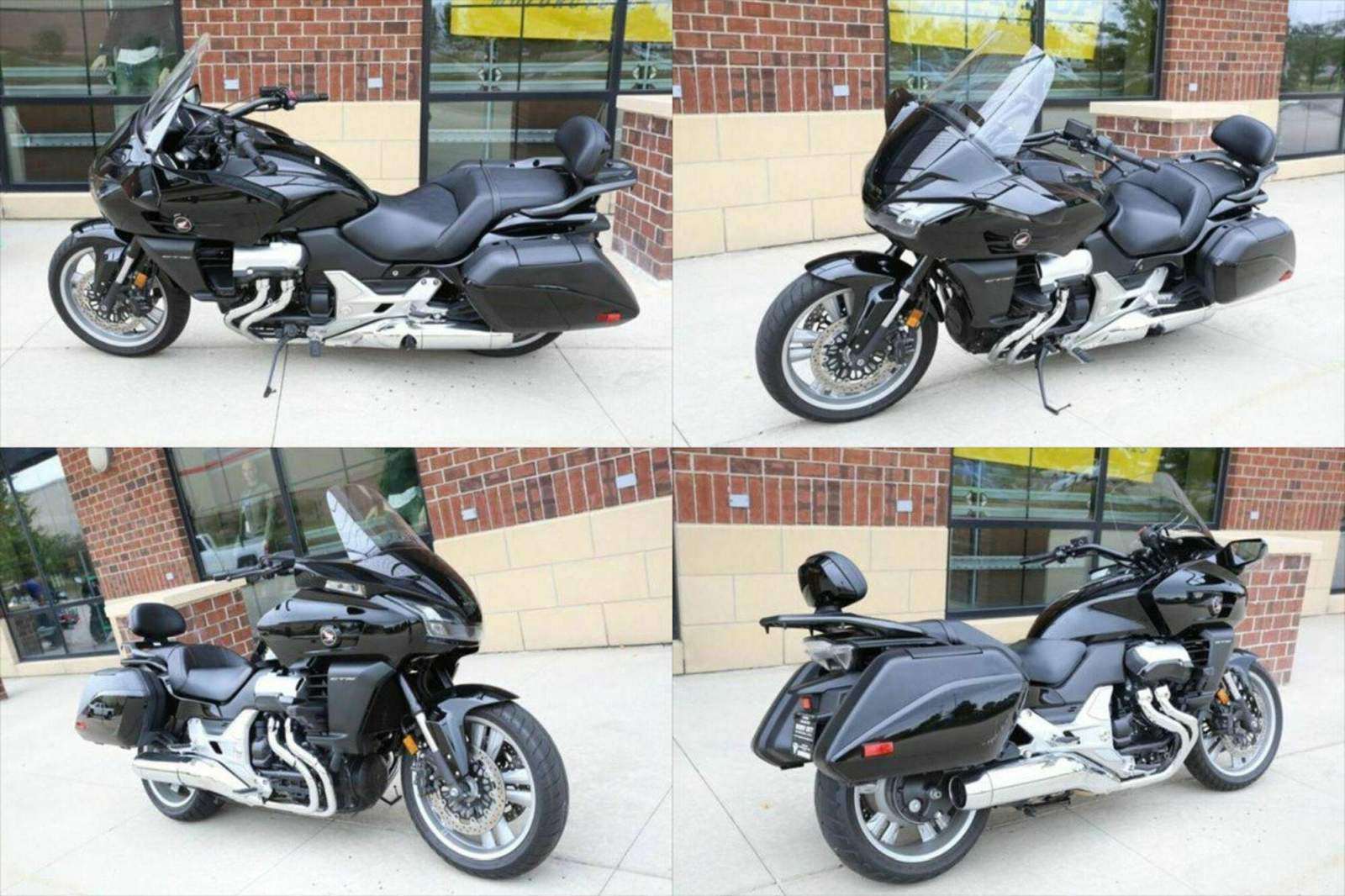 2014 Honda CTX1300 Black used for sale near me