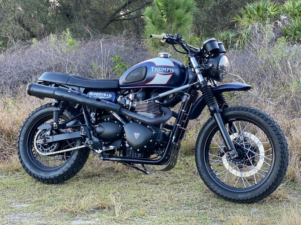 2014 Triumph Bonneville   for sale craigslist