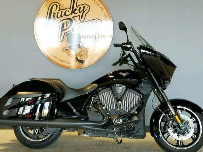 2014 Victory CROSS COUNTRY 8 BALL   for sale craigslist