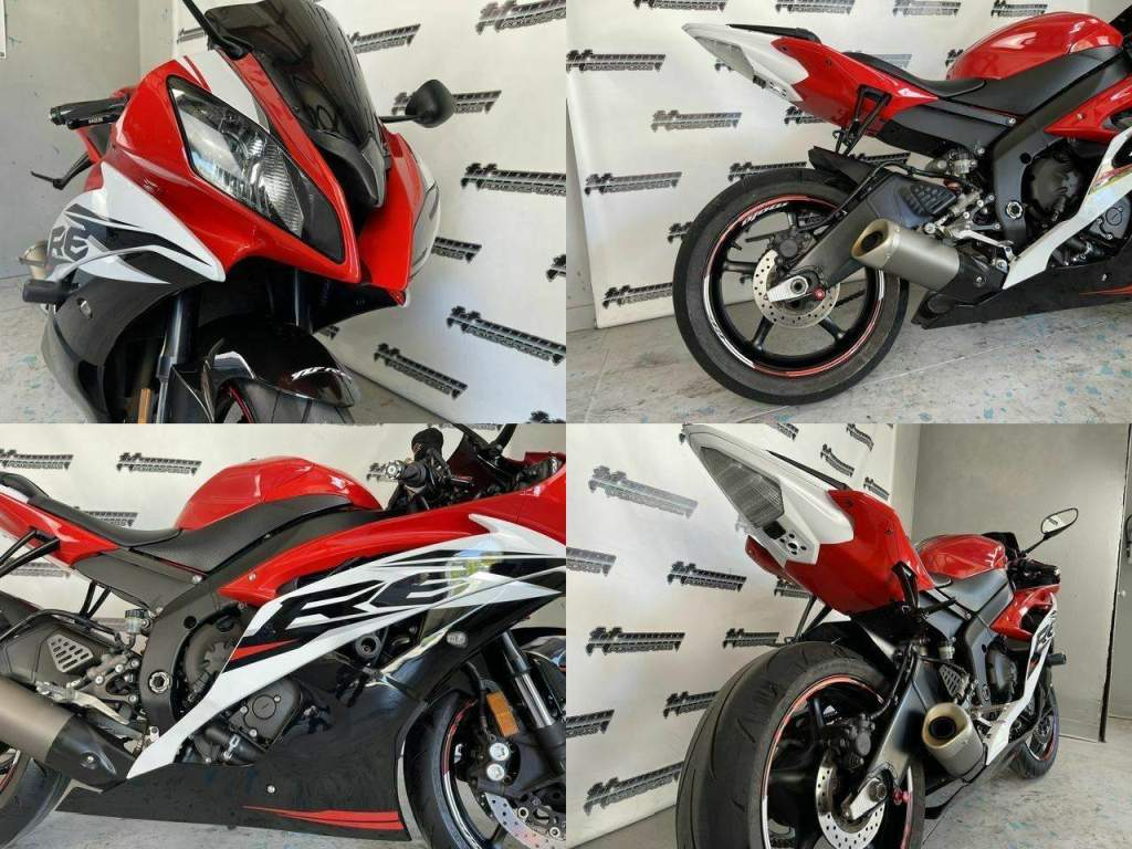 2014 Yamaha YZF-R Red used for sale craigslist