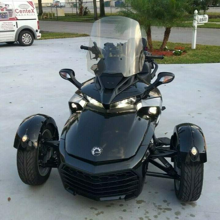 2015 Can-Am F3-S Black used for sale craigslist