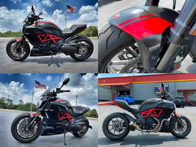 2015 Ducati Diavel  used for sale