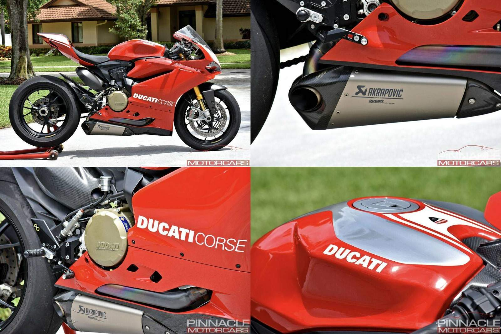 2015 Ducati Superbike Other used for sale
