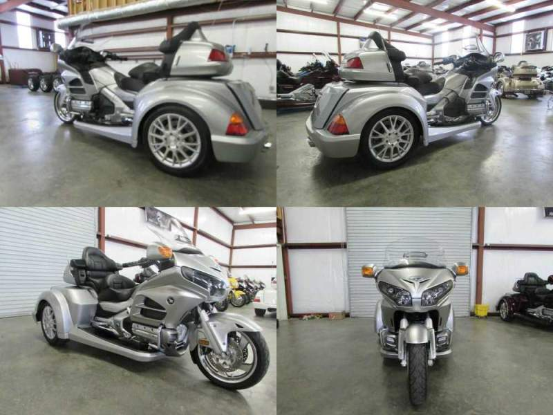 2015 Honda Gold Wing SILVER used for sale craigslist