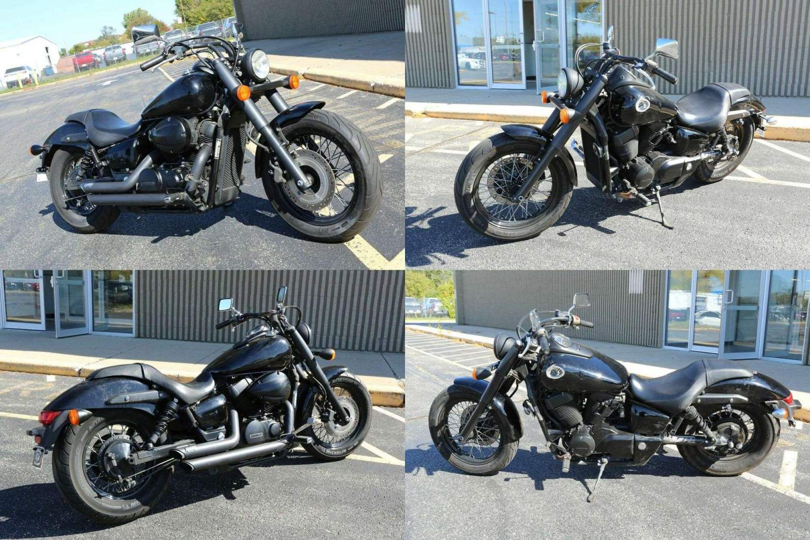 2015 Honda Shadow Silver used for sale near me