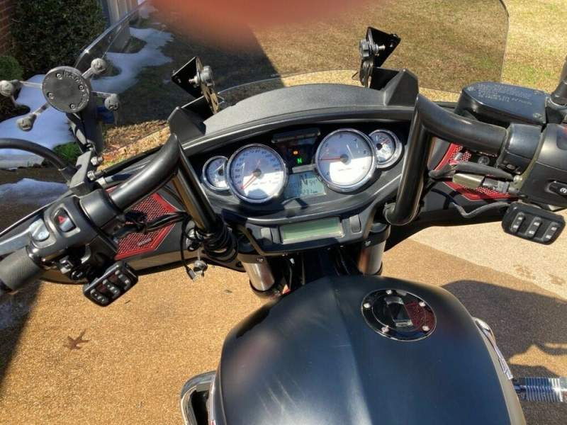 2015 Victory Cross Country Red used for sale craigslist