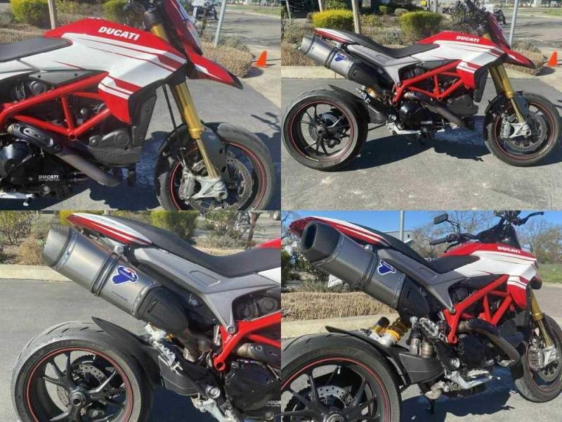 2016 Ducati Hypermotard 939 SP Red Corse Stripe -- used for sale