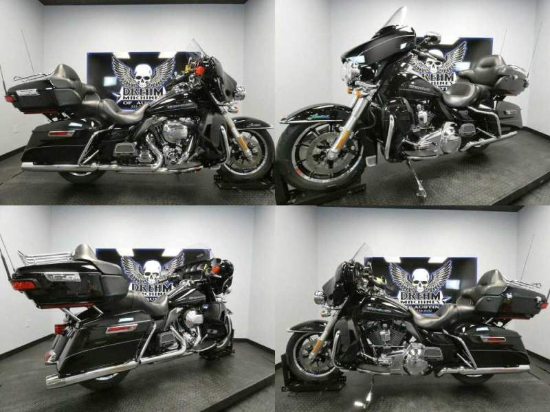 2016 Harley-Davidson FLHTK - Ultra Limited Black used for sale craigslist