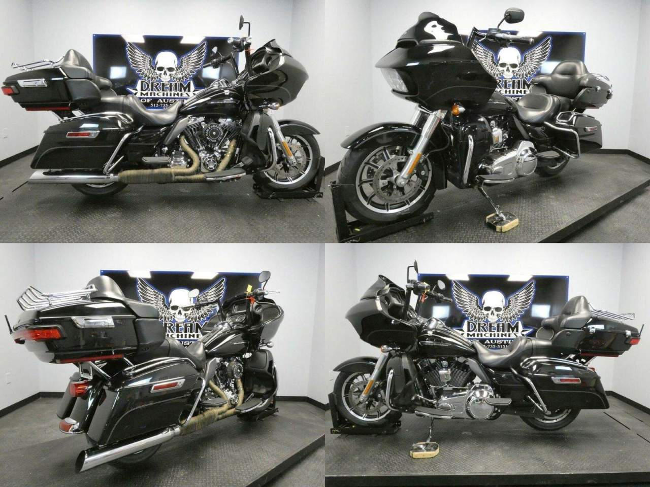 2016 Harley-Davidson FLTRU - Road Glide Ultra Black used for sale near me