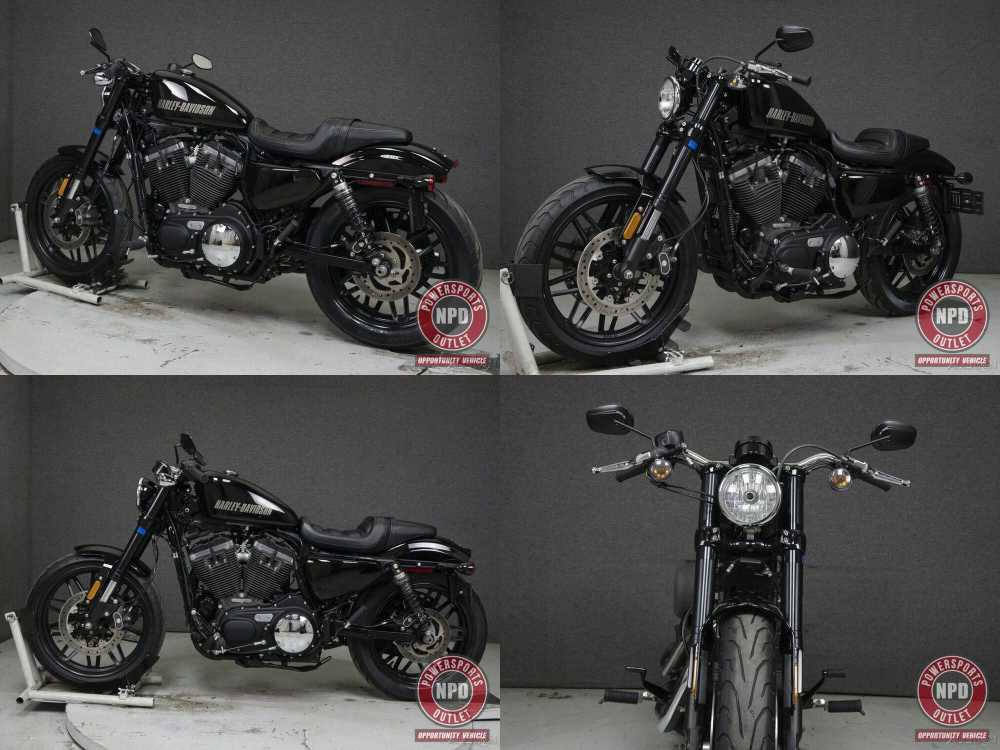 2016 Harley-Davidson Sportster XL1200CX 1200 ROADSTER WABS VIVID BLACK used for sale craigslist