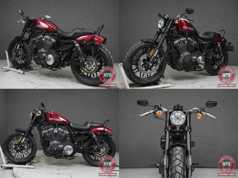 2016 Harley-Davidson Sportster XL1200CX 1200 ROADSTER VELOCITY RED SUNGLO used for sale craigslist