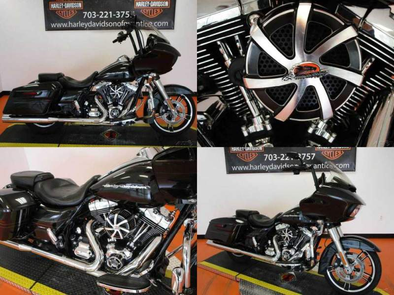 2016 Harley-Davidson Touring Black Quartz used for sale