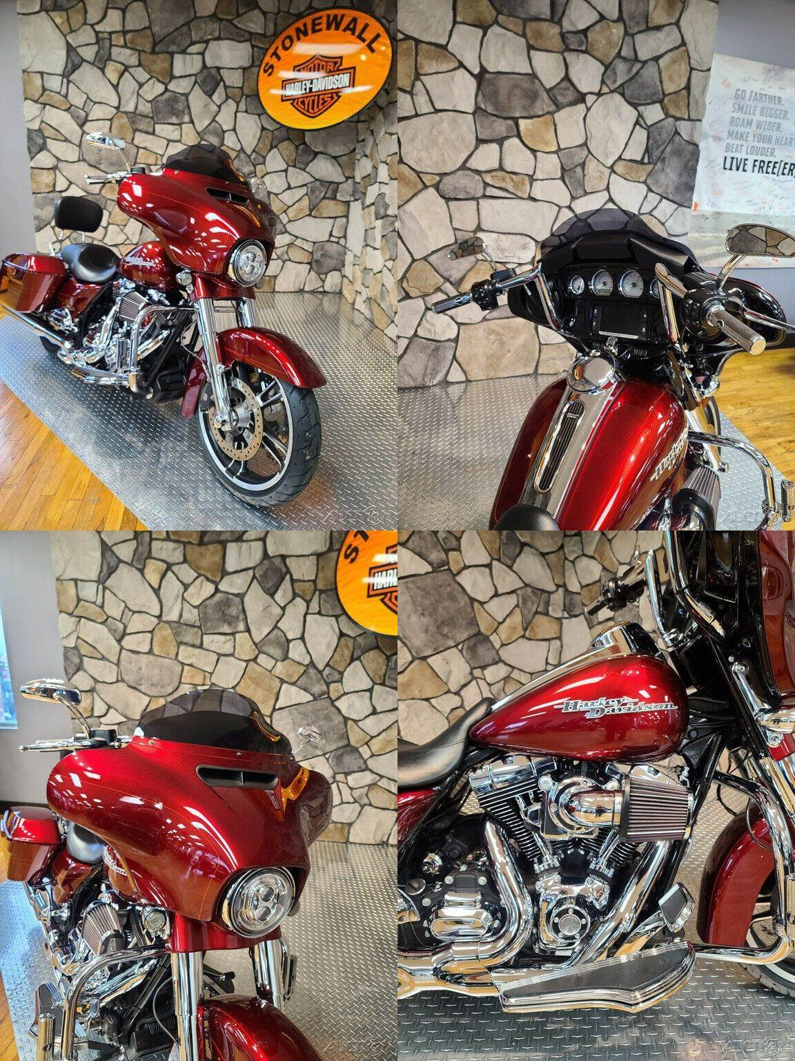 2016 Harley-Davidson Touring Special Velocity Red Sunglo used for sale near me
