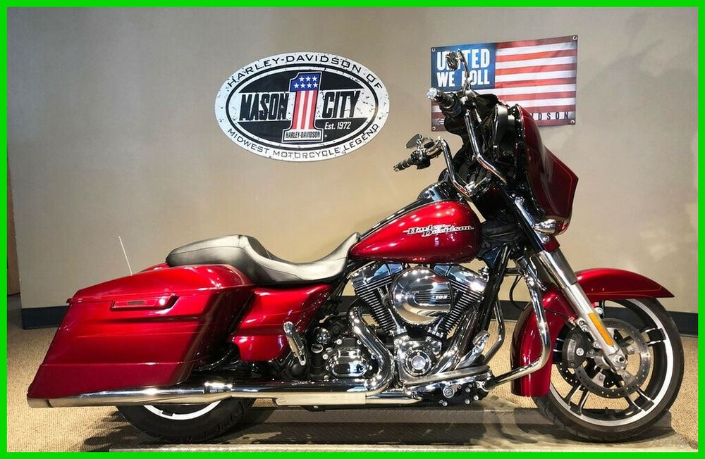 2016 Harley-Davidson Touring Street Glide® Special Velocity Red used for sale near me