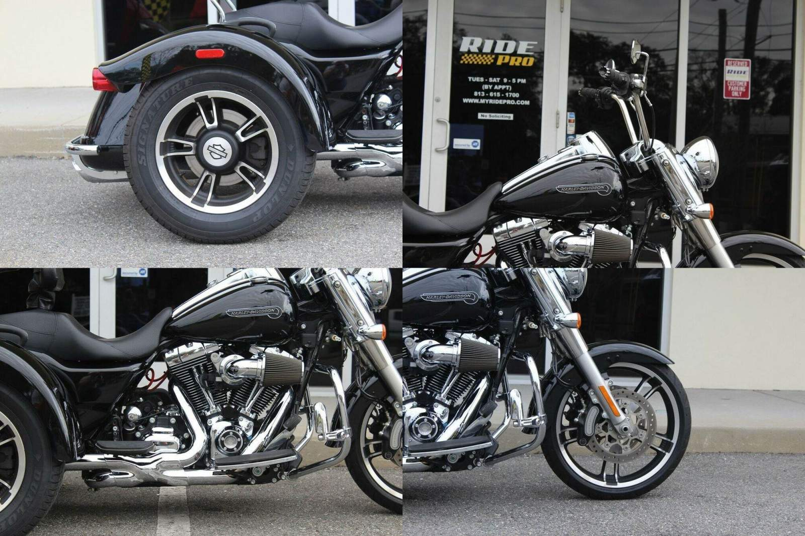 2016 Harley Davidson Trike   for sale craigslist