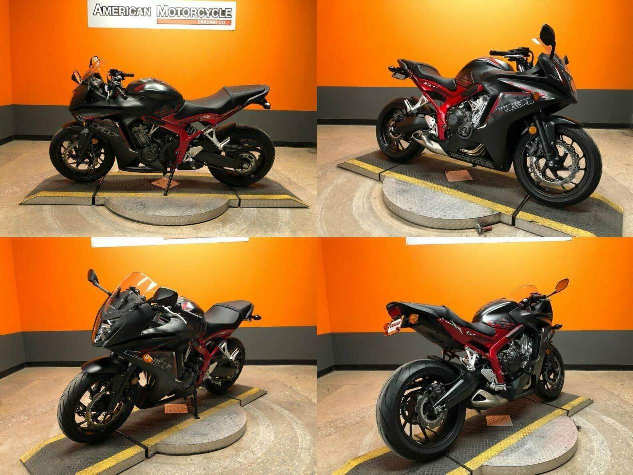 2016 Honda CBR Red used for sale