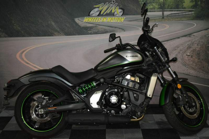 2016 Kawasaki Vulcan® S ABS Cafe Gray used for sale