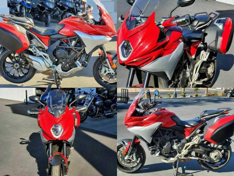 2016 MV Agusta Turismo Veloce 800 -- used for sale