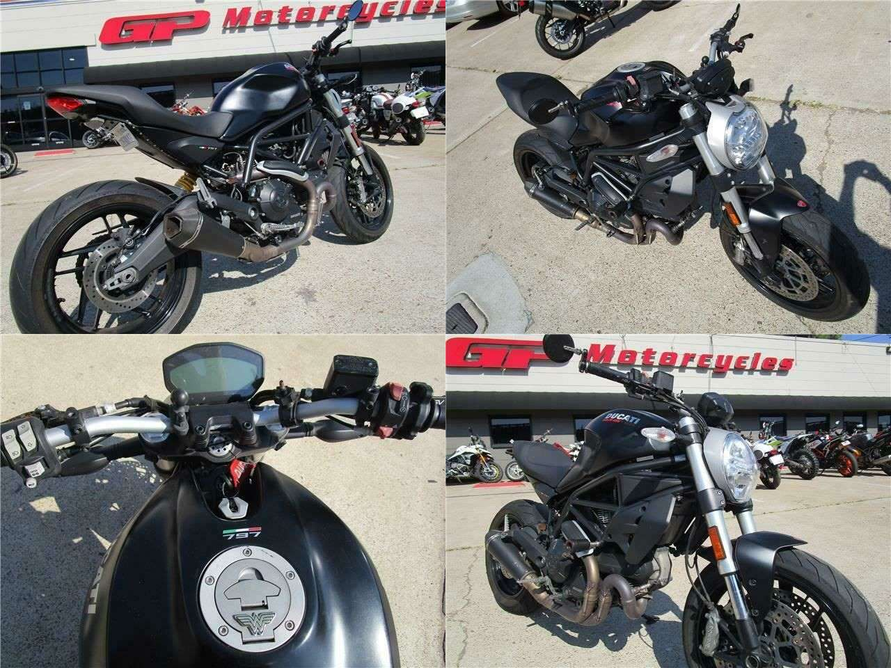 2017 Ducati Monster 797 Teal used for sale near me