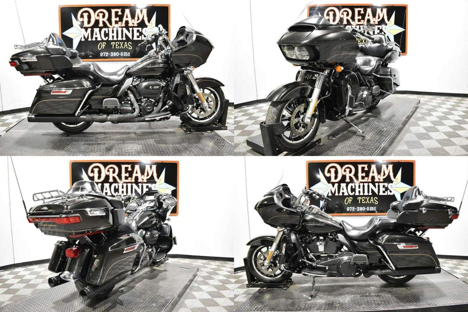 2017 Harley-Davidson FLTRU - Road Glide Ultra Black used for sale