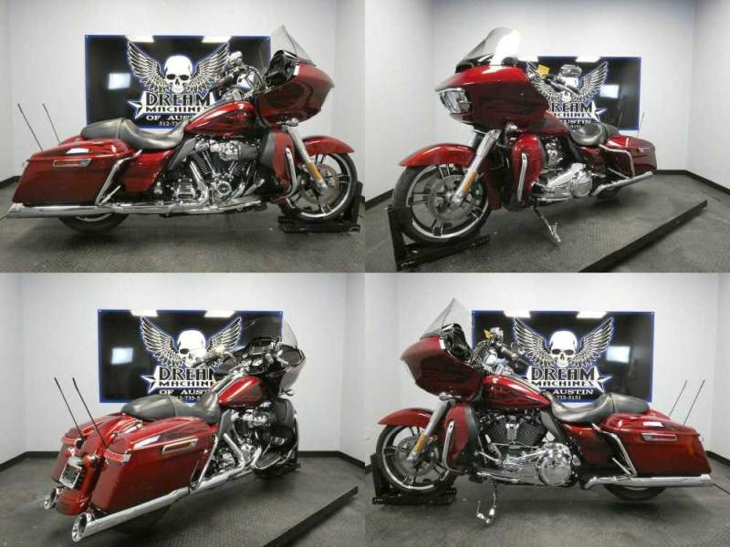 2017 Harley-Davidson FLTRXS - Road Glide Special Red used for sale