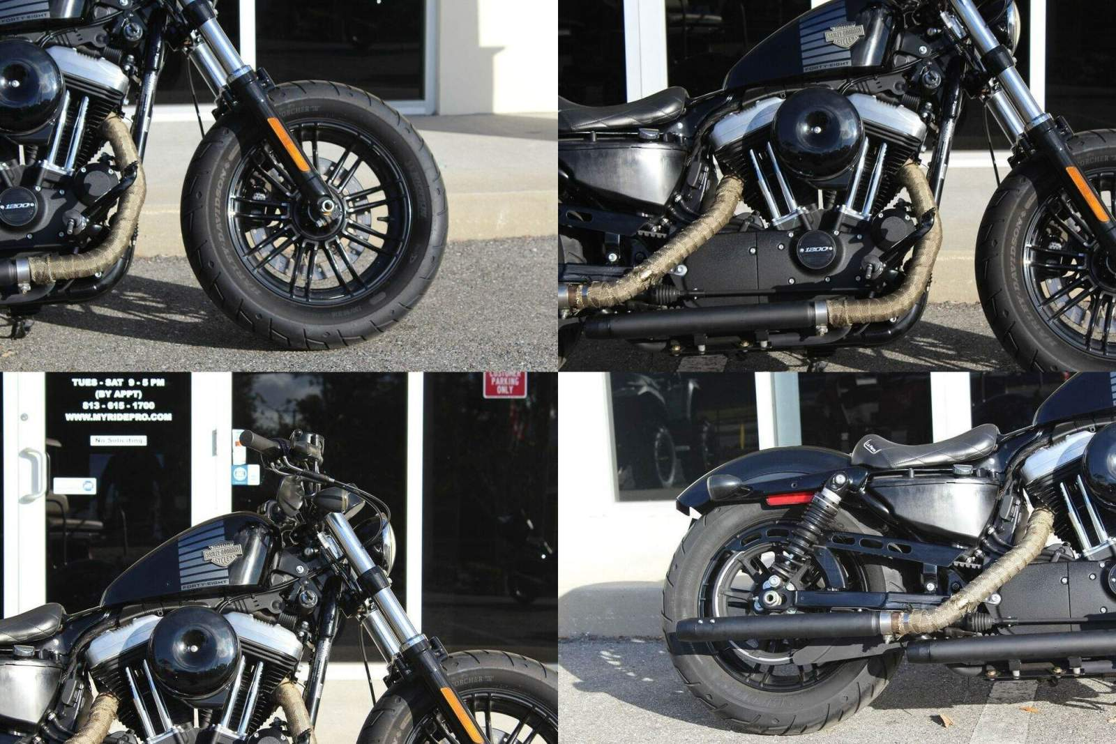 2017 Harley-Davidson Sportster Forty-Eight™ Black used for sale