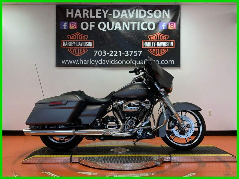 2017 Harley-Davidson Touring Special Charcoal Denim used for sale near me