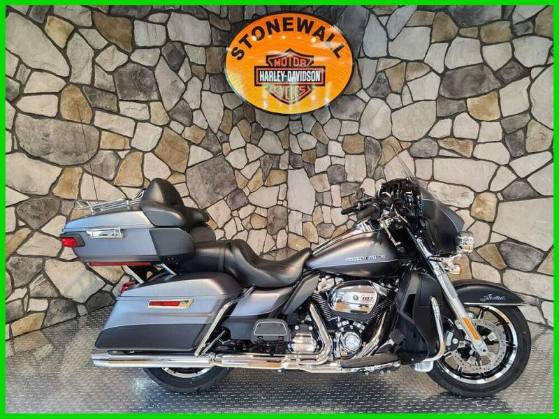 2017 Harley-Davidson Touring Charcoal Denim / Black Denim used for sale craigslist