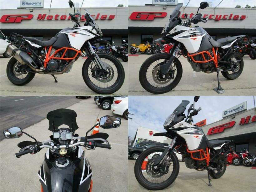 2017 KTM Adventure White used for sale near me