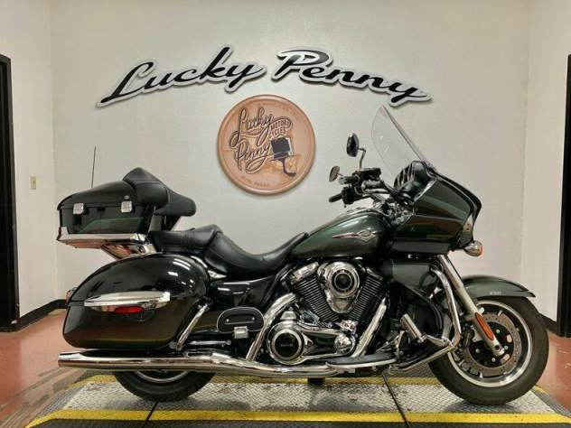 2017 Kawasaki Vulcan 1700 Voyager ABS VN1700BHF Black used for sale near me