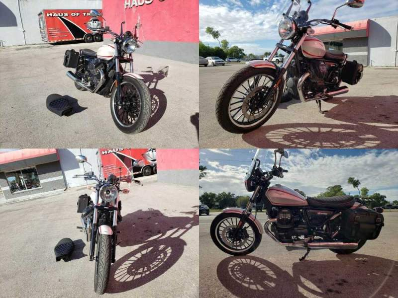2017 Moto Guzzi V9 Roamer   for sale craigslist