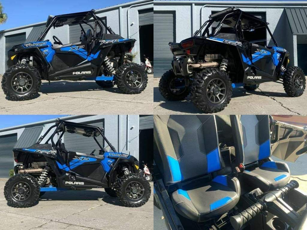 2017 Polaris RZR XP Turbo EPS   for sale craigslist