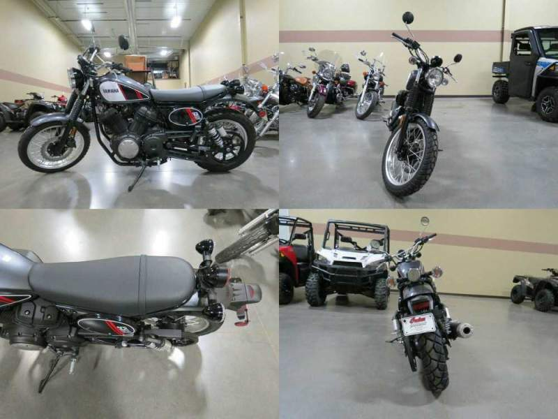 2017 Yamaha SCR950 Black used for sale