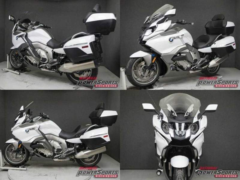 2018 BMW K-Series MINERAL WHITE METALLIC used for sale