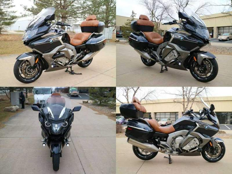 2018 BMW K-Series Blue used for sale