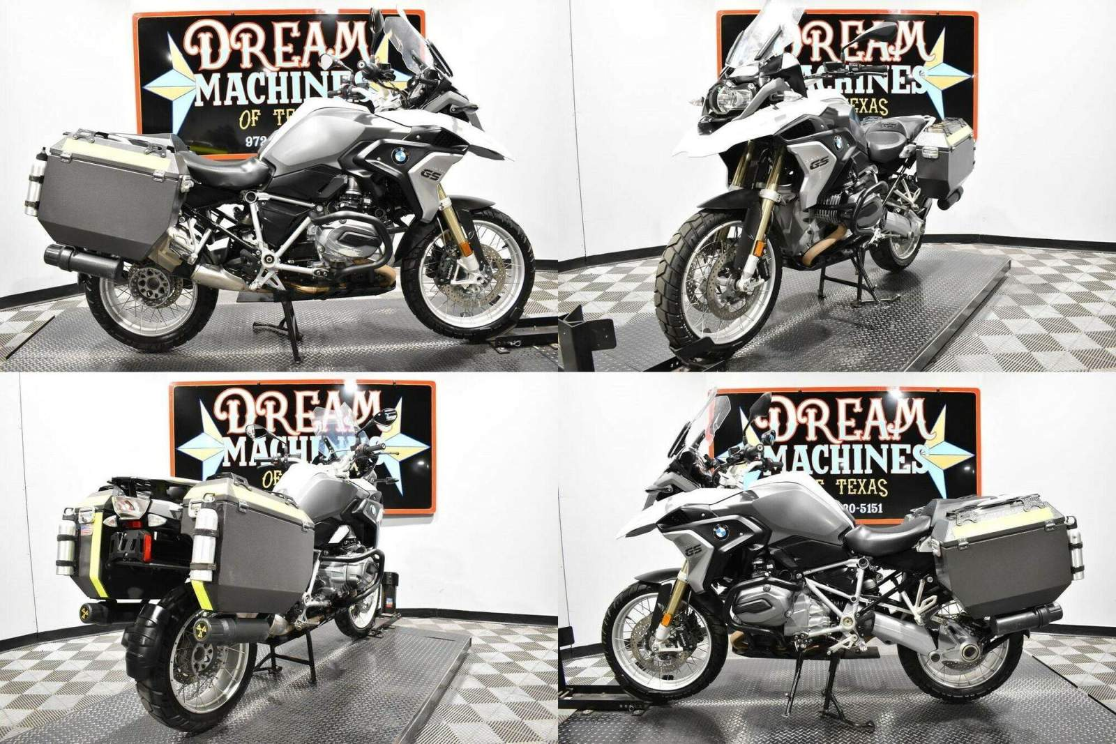 2018 BMW R-Series White used for sale near me