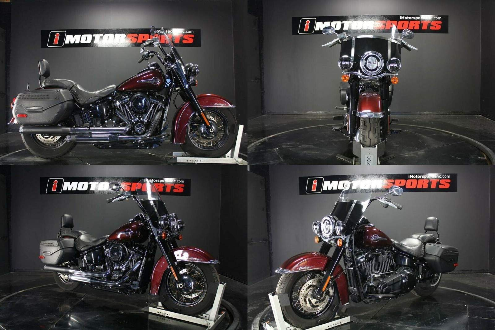2018 Harley-Davidson FLHC - Softail Heritage Classic MAR used for sale