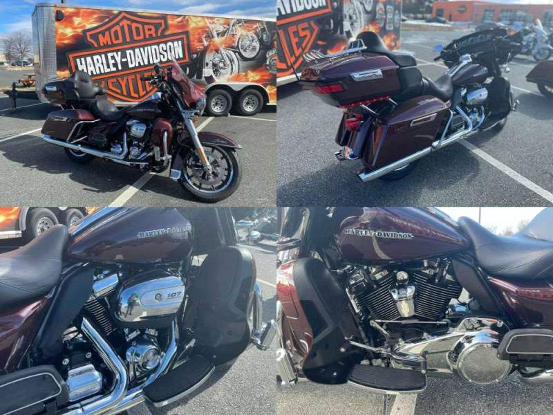 2018 Harley-Davidson Touring Twisted Cherry used for sale near me